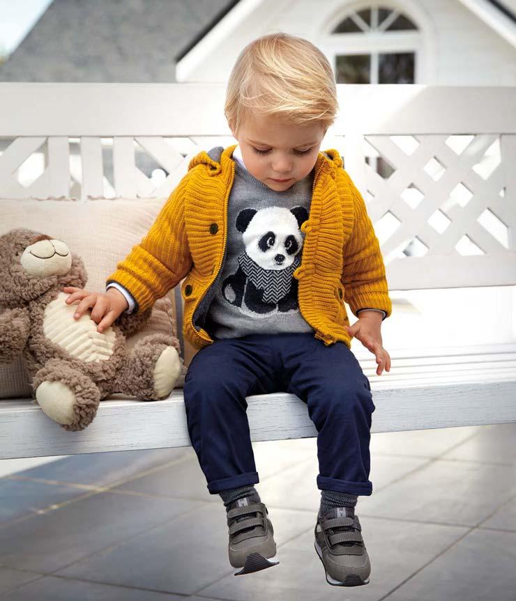 B0306-I17 - Alpi Moda Infantil