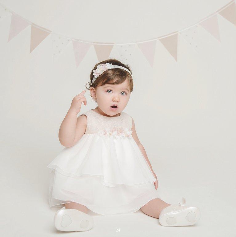 ac9ab04c2 Vestidos de bebés para arras y ceremonias. Ideal para bautizos ...