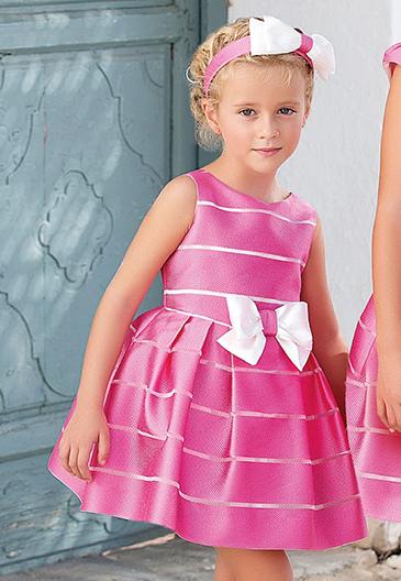 Vestido 22405, color 0008 Marino- Talla: 1, 2, 3, 4, 5, 6, 8, 10 Colección Amaya